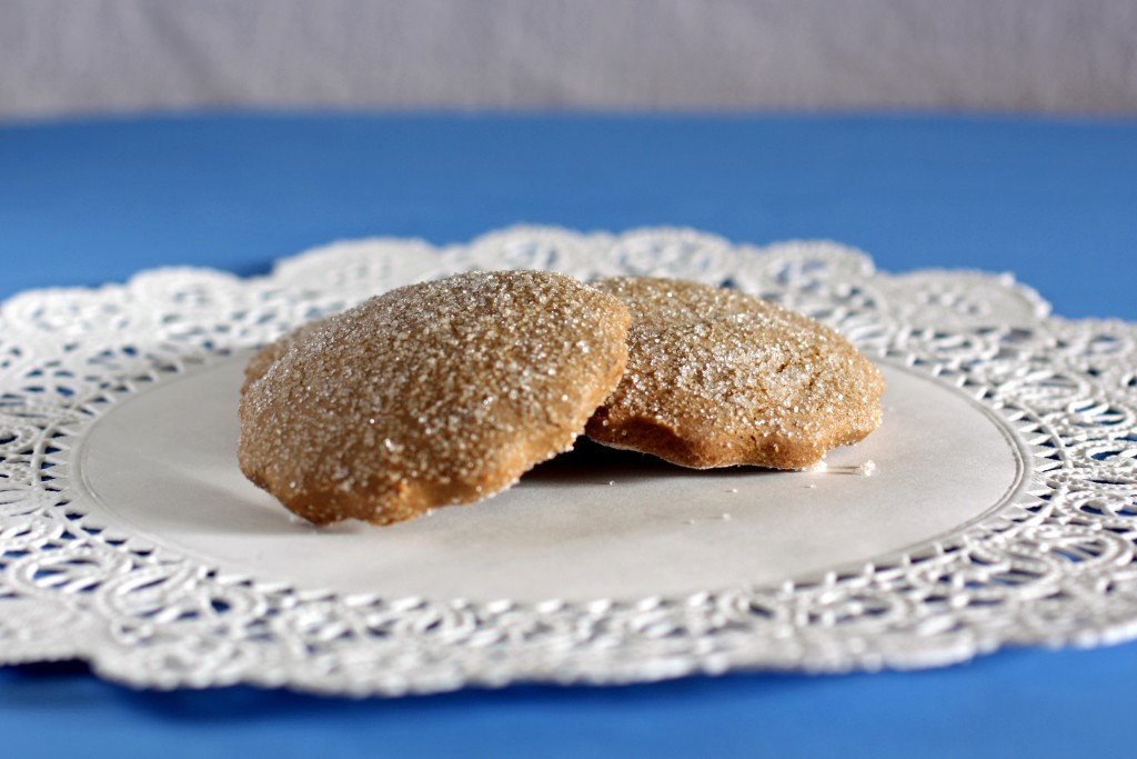 Molasses Roll-Out Cookies